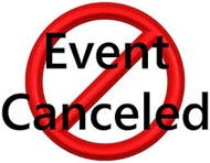 canceled event