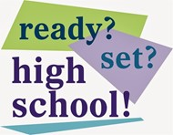 ready set high school graphic image
