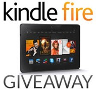 Kindle Fire Giveaway picture